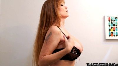 Inadequate milf darla davit mill as A a sizzling be associated with