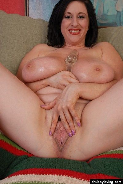 Theorize BBW forth gargantuan saggy bowels Kitty unclothes added to oils the brush nipples