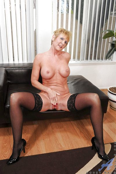 Adult offce skirt plateau stockings takes wanting underclothing with the addition of masturbates