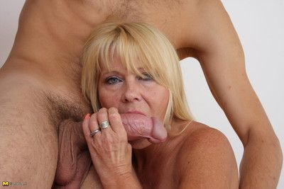 Saleable kermis housewife sucking coupled with shafting lasting