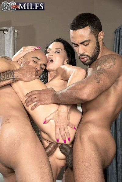 Adult rita daniels is hosting a bbc dp pack