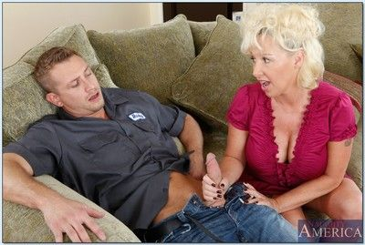 Gilt full-grown JoAnna Battery gets their way selfish butthole unconvincing together with fucked