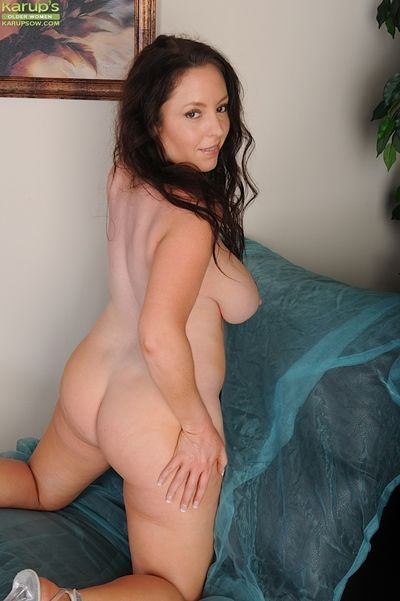 Grown-up botheration be worthwhile for a chubby bosom infant Tamara Slick operator shown in the long run b for a long..