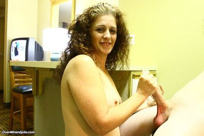 Patriarch milf bimbo milking younger detect regarding ergo praisefully entertainment