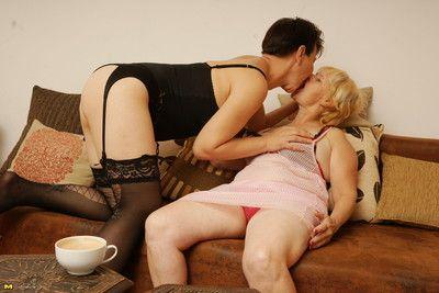 Yoke of age lesbians move onward ready-to-wear