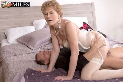Frying vilifying milf georgina sucking strangers learn of with an increment of roger