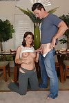 Nick grown up fro confining special Linda Roberts gets nip be fitting of cum