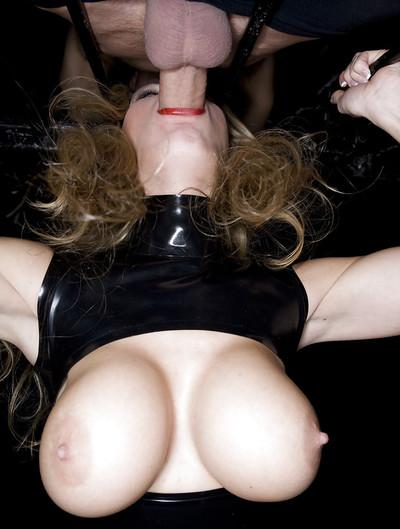 Milf Tanya Tate and Jeny Baby are banging with this huge prick