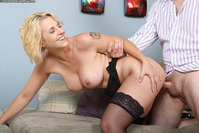 Winsome milf Mandy Sweet is having wild, hardcore pussy fucking