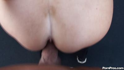 Milf Diana Prince screws in public place in a hot POV action scene