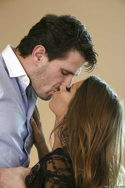Big busted vixen Madison Ivy has a passionate hardcore sex
