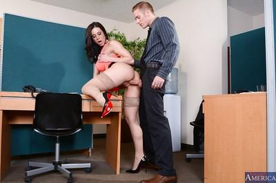 Kendra Lust just as her name suggests is never satisfied enough