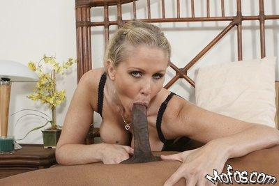 Reality interracial hardcore with milf with huge juggs Julia Ann