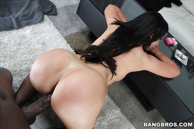 Big boobed Euro MILF Nikki Benz taking doggystyle fucking from BBC