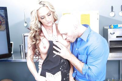 Nasty and beautiful housewife Sindy having a good time with big cock