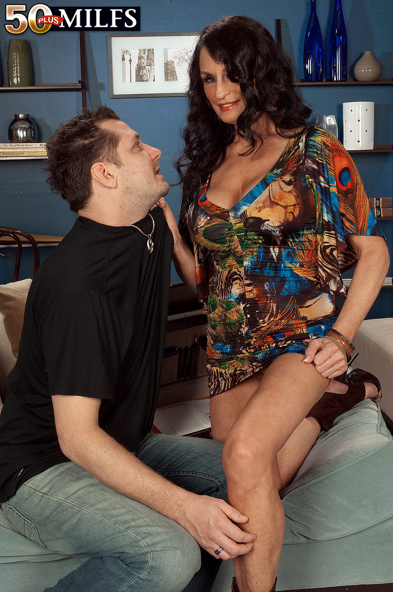 One and only milf rita daniels craving cock twice her age