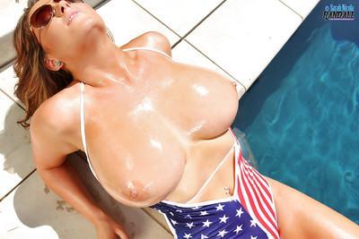 Seeing pornstar Sarah Nicola Randall