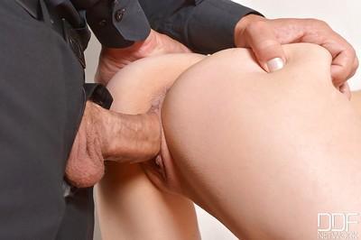 Milf slut with big tits Chessie Kay in an amazing fetish scene