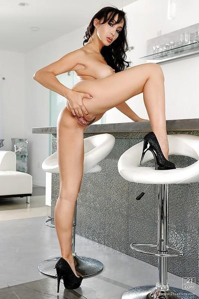 Unique pornstar milf in high-heels Katsuni is a wicked thing