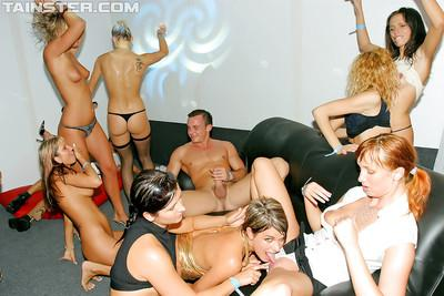 Francesca Felucci gets fucked hardcore at the house sex party