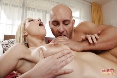 Milf cowgirl Anastasia Devine has her wet pussy fucked hardcore