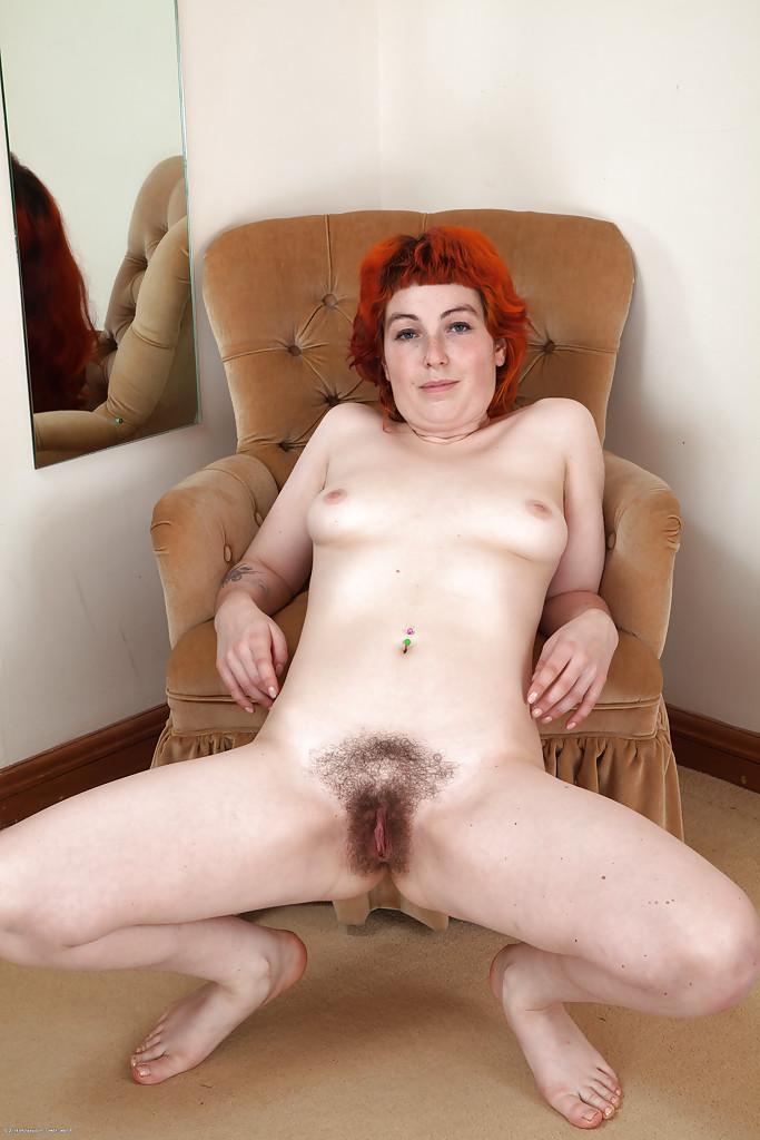 Redhead wet pussy milf amusing