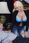 Sexy dude is pounding tight ass of his wonderful milf wife Summer Brielle