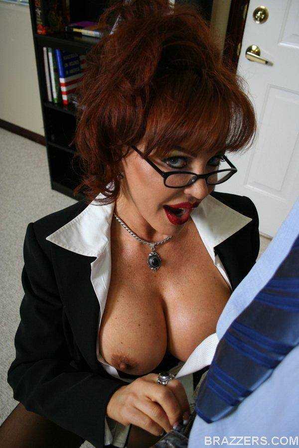 Milf teacher Hot big tits
