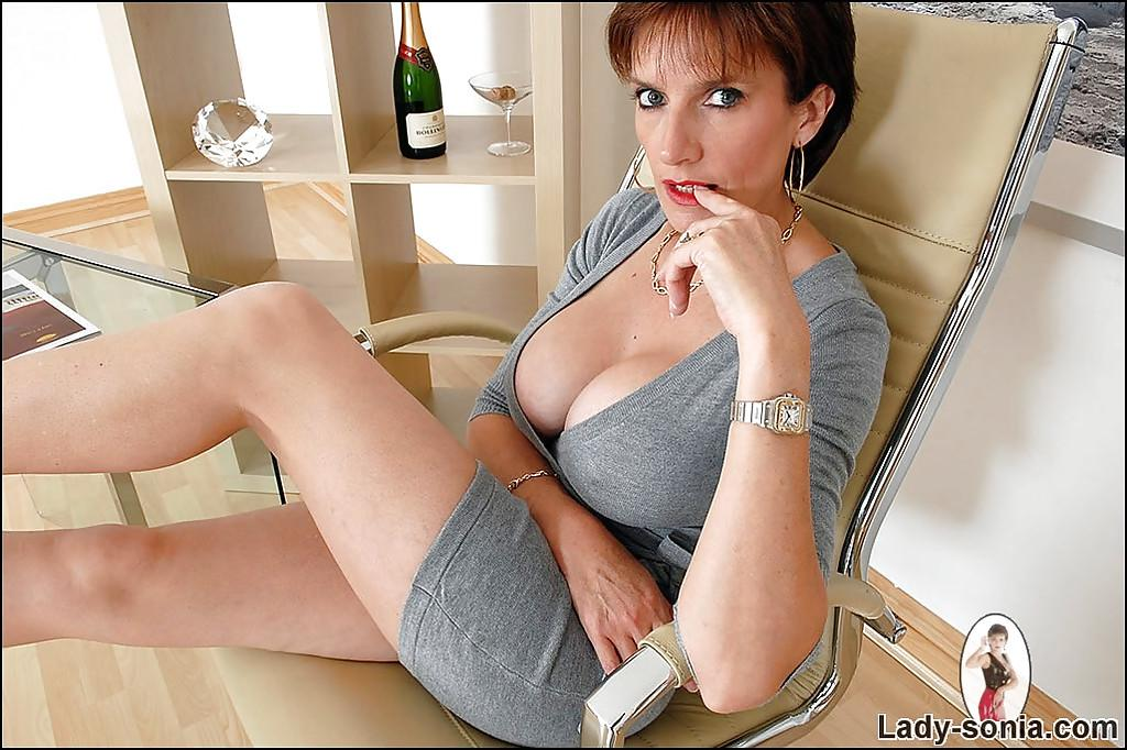 Things love redhead leggy milfs hard slow