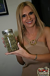 Brooke tyler selling weed and banging the black buyer