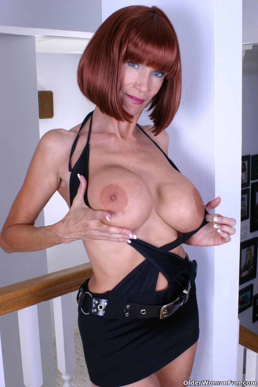 Kinky grandma porn