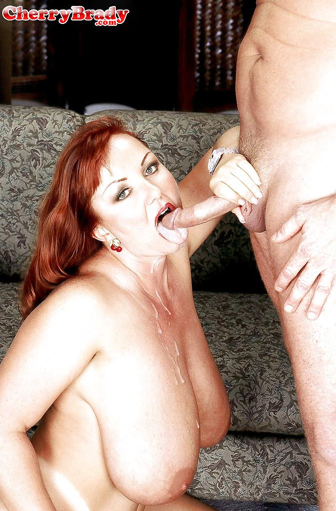 Busty redhead milf gets fucked part6