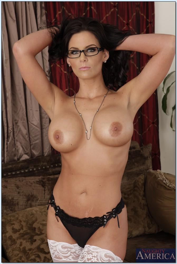 Are Sexy milf women naked in glasses all does