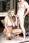 Hardcore fuck scene features big tits amateur milf babe Kelly Madison
