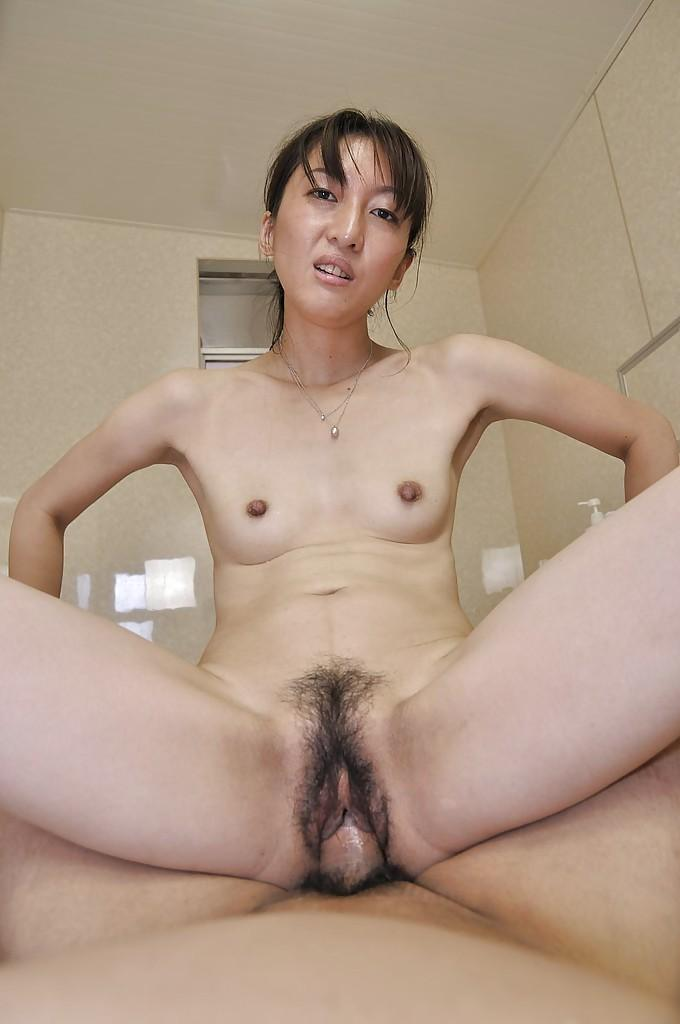 Ready Asian pornstars with hairy pussies