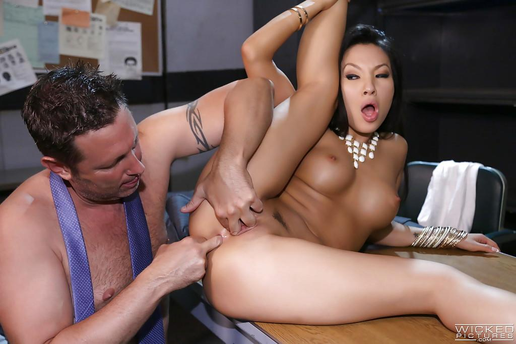 beauty pounded asian