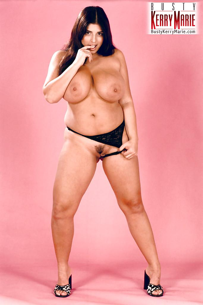 chubby natural Brunette
