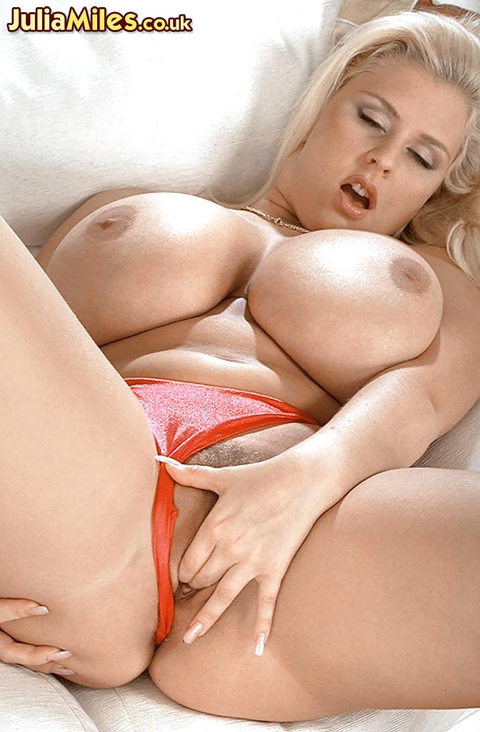 Something is. hot blonde milf panties that