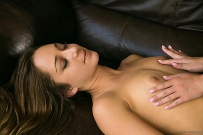Fascinating babes lola foxx and remy lacroix have perspired lesbian session in the aftern