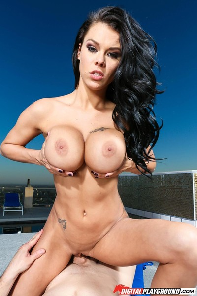 Peta jensen in hot porn action