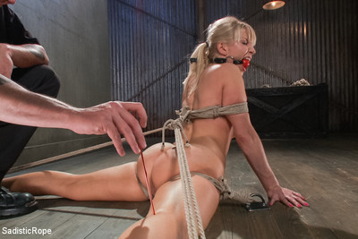 For adorers of mean rope slaving and enthusiastic orgasms, your s&m sadistic rope fe