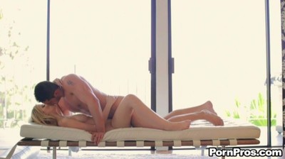 Ramrod lover abigaile johnson gets a sticky facial