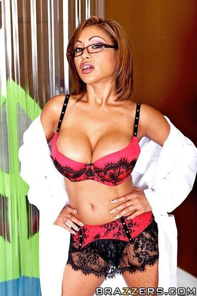 Sexy pornstar priya anjali rai up close and intimate