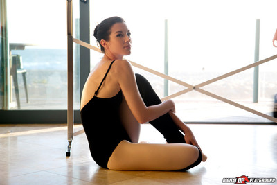 Stoya gives her ex-lover a final screw on the ballet wand