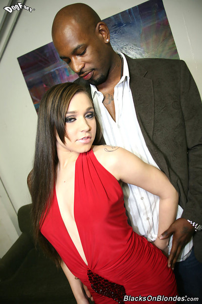 Tiffany star gets creampied by a hung black bull