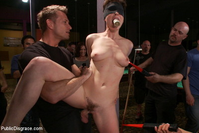 Lily labeau benefits from played in sexual pool hall