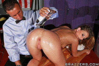Dark skinned jada fire and white woman have keen ffm MMF sexual act in the ring