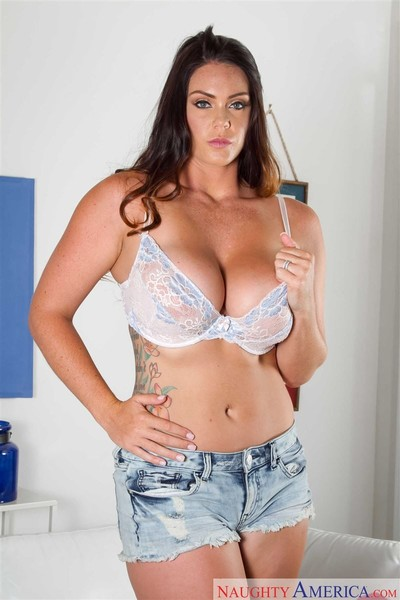 Breasty wench alison tyler fucked