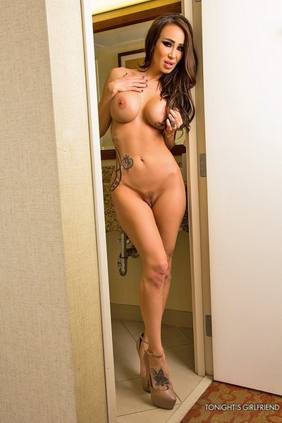 Sandee westgate drilled at the hotel