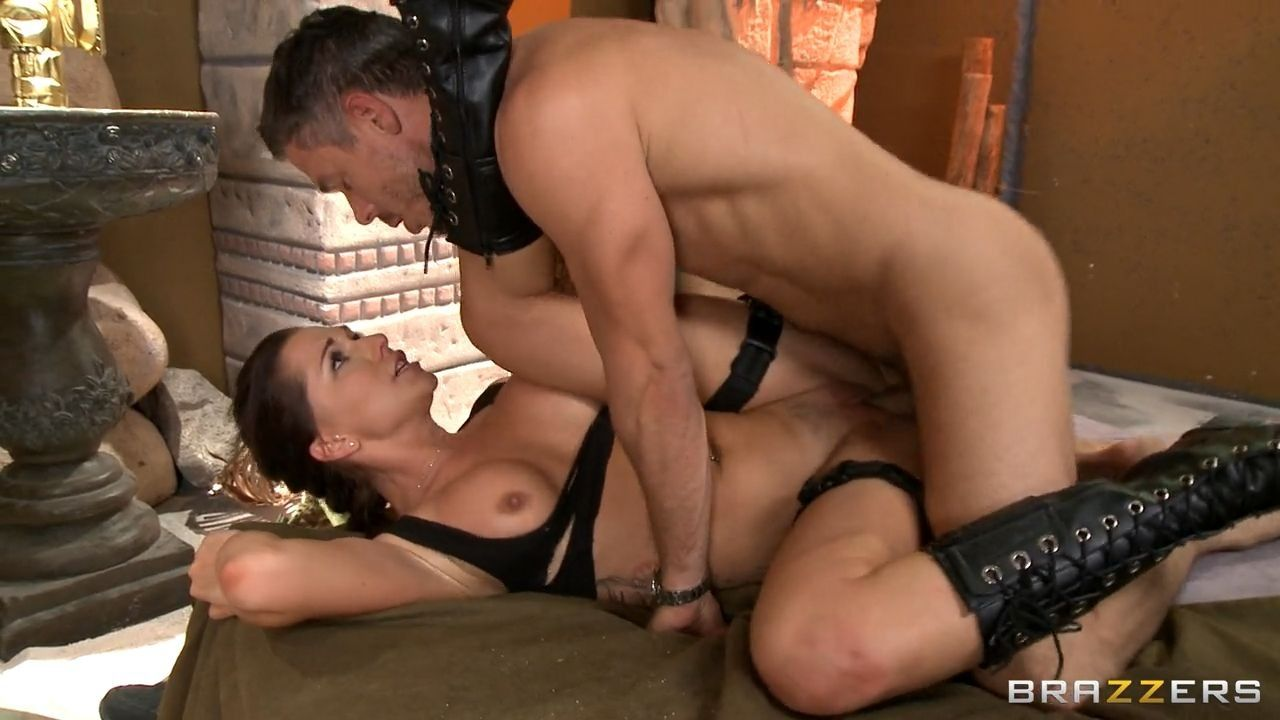 Busty babe peta jensen gets her pussy banged and creampie